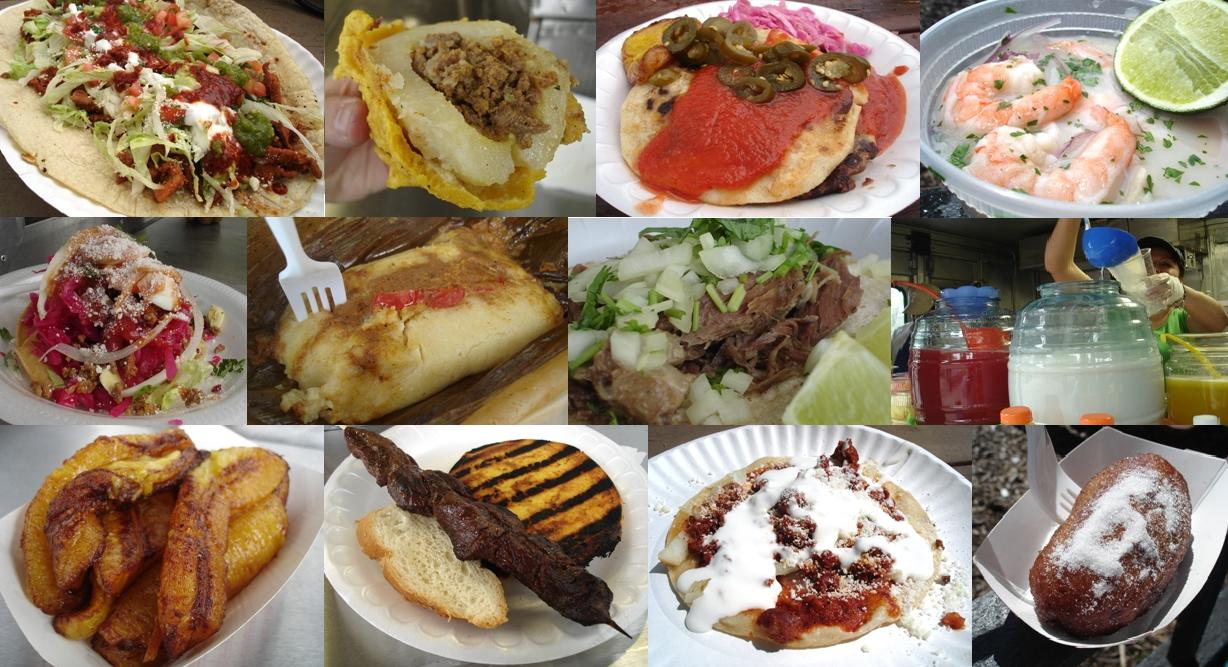 Best Street Foods Nyc