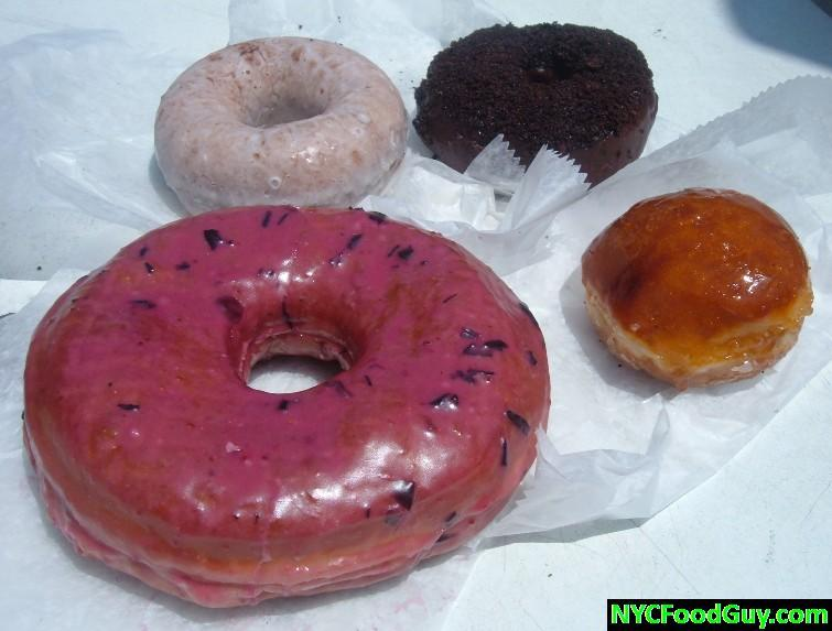 Doughnut Plant NYC Food Guy.com