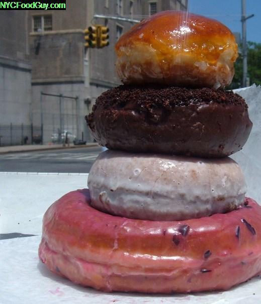 Doughnut Plant NYC Food Guy.com