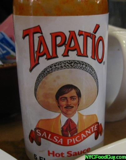 Tapatio - NYCFoodGuy.com