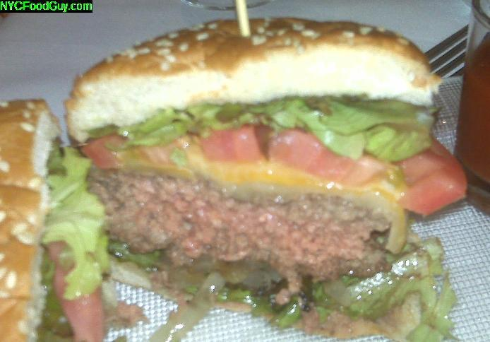 Mesa Grill Bobby's Mesa Burger