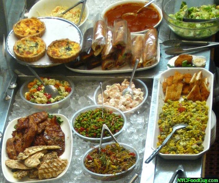 Diane's Cafe Bakery - NYCFoodGuy.com