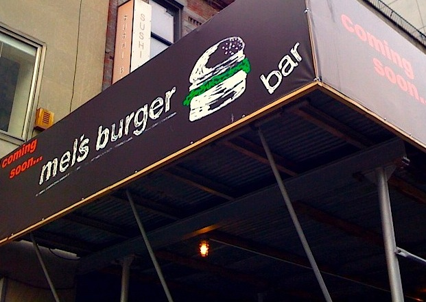 Mel's Burger Bar