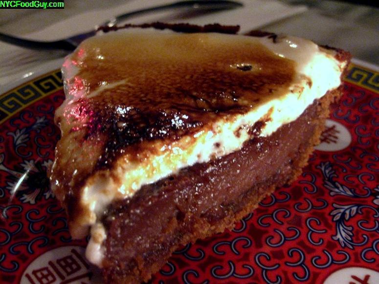 First Prize Pie's S'Mores Pie - NYCFoodGuy.com
