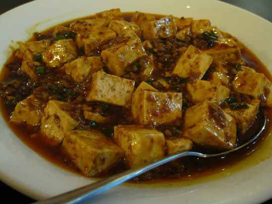 Hot Kitchen Ma Po Tofu