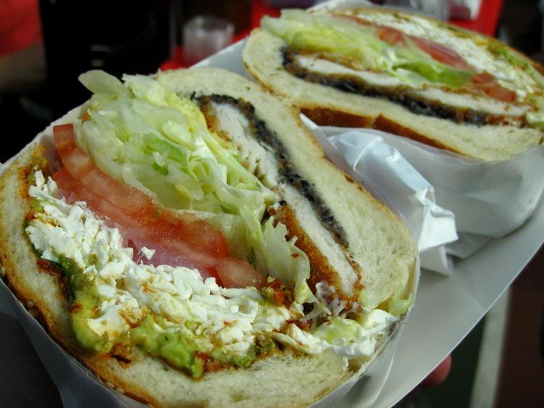 Cemita's Mexican Sandwiches