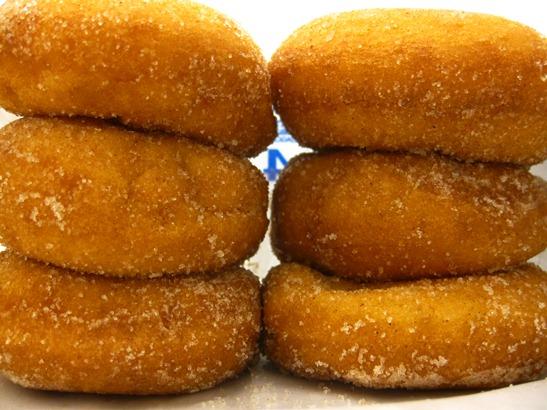 Donut closeup!