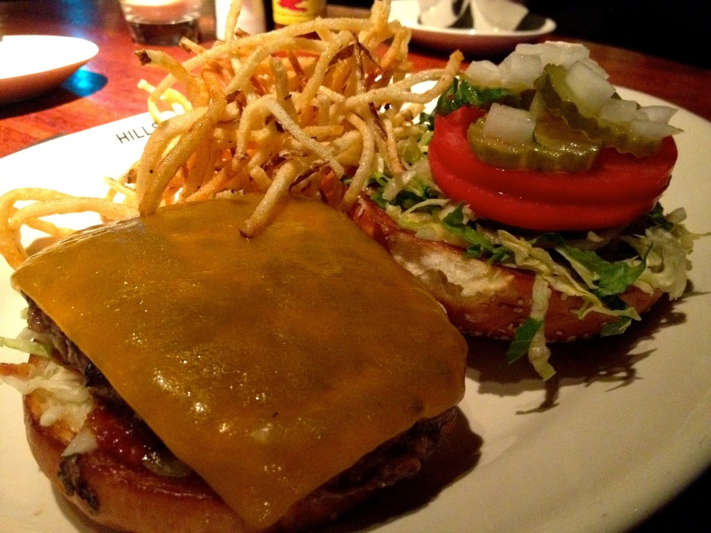 houston's cheeseburger