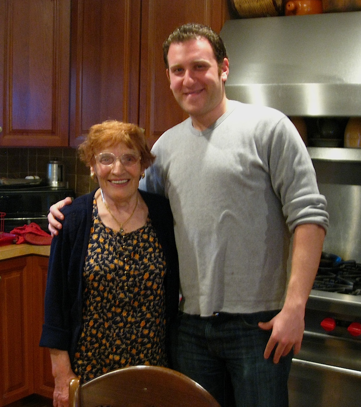 me and nonna