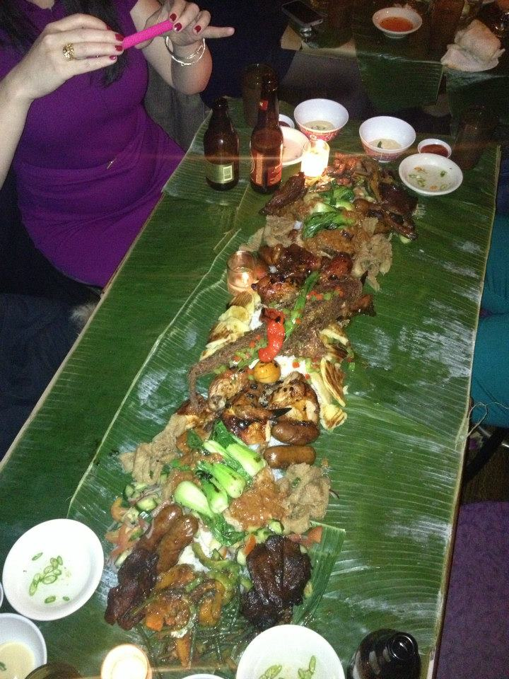 Kamayan Night Wednesdays amp Thursdays At Jeepney In East