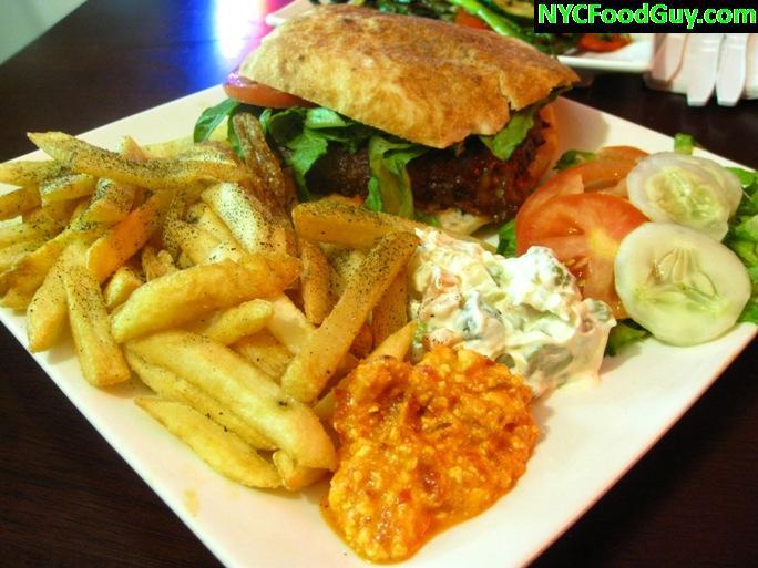 Question Mark Cafe - NYCFoodGuy.com