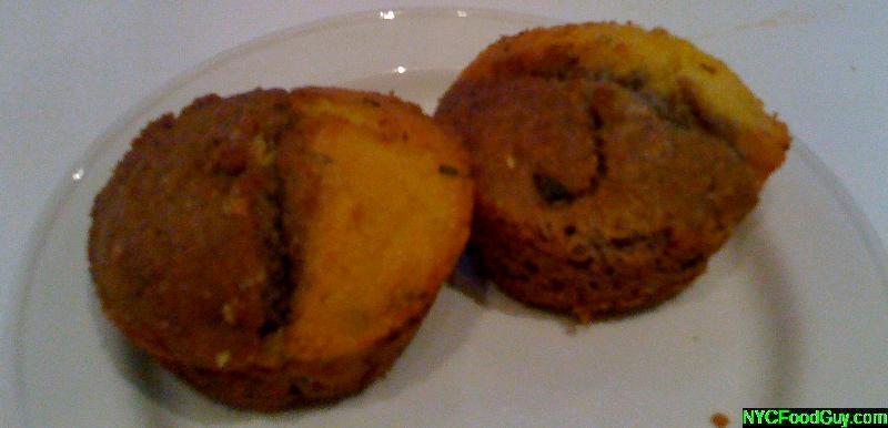 Mesa Grill Corn Muffins