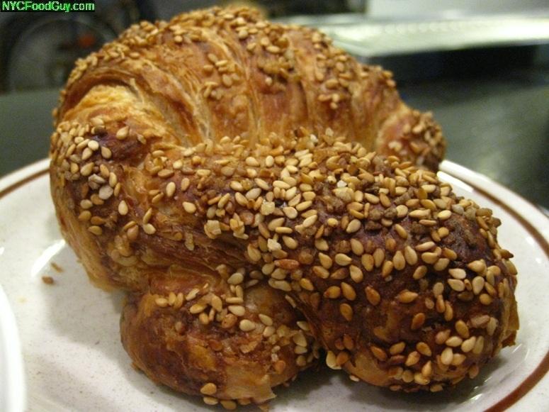 City Bakery Pretzel Croissant - NYCFoodGuy.com
