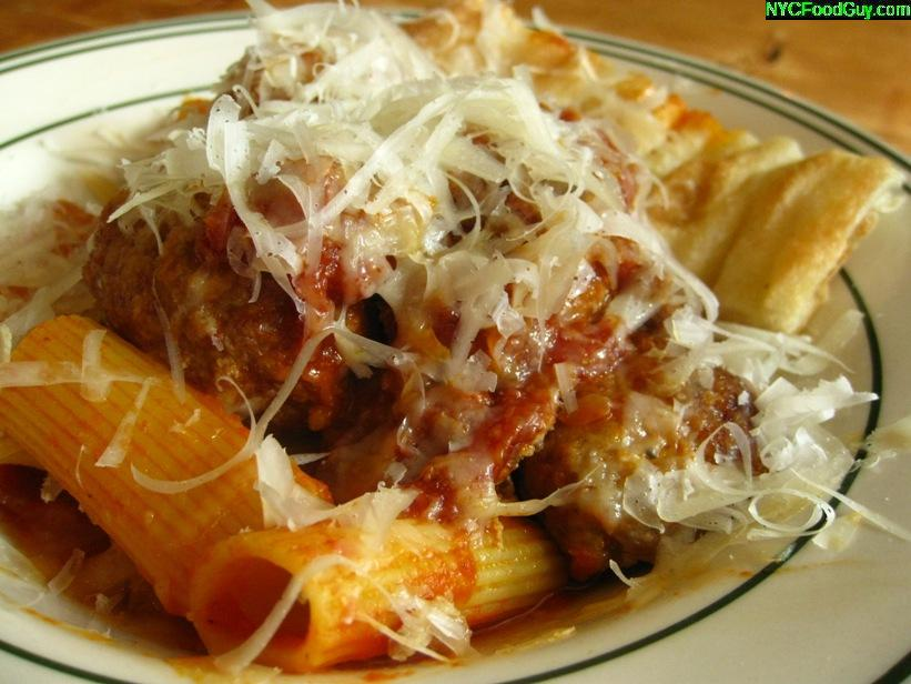 Meatball Shop Spicy Pork Meatballs - NYCFoodGuy.com