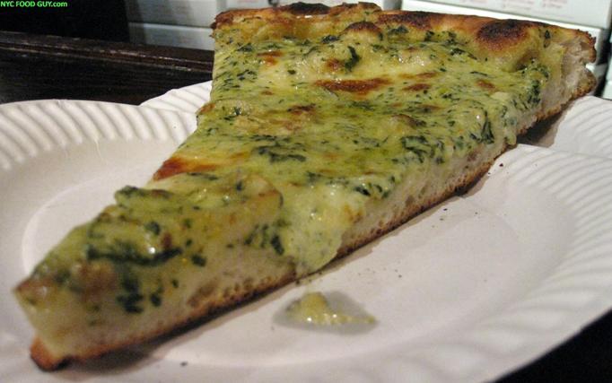 Artichoke Pizza - NYCFoodGuy.com
